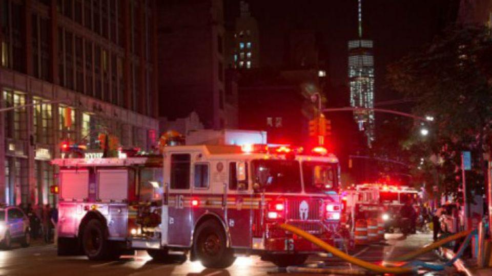 La explosión causó 29 heridos.