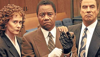 Boom. American Crime Story, solo una de las quinientas series estadounidenses.