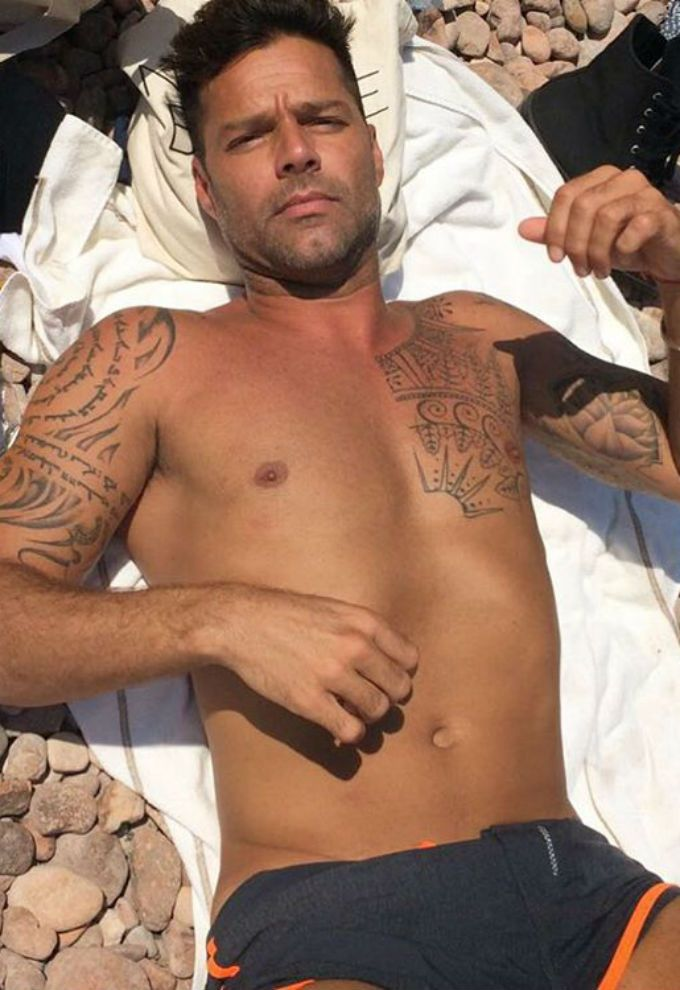 Ricky martin topless, free pic galleries of babes