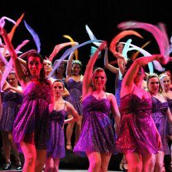 Gracias a la serie Glee esta disciplina musical se popularizó en todo el mundo.