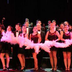 Show de fin de año 2012 de ShowChoirs.