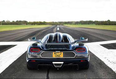 Koenigsegg One:1. Foto: The BHP Project.