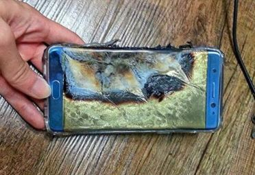 ¿Por qué explotan los Galaxy 7 de Samsung?