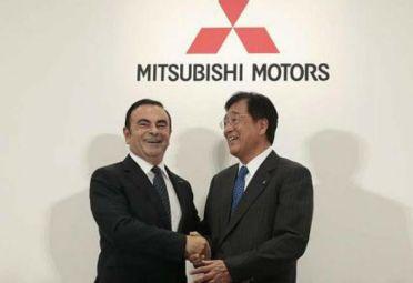 Nissan ya es accionista mayoritario de Mitsubishi.