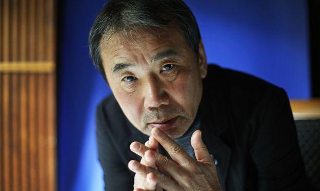 Haruki Murakami, favorito según los sitios de apuestas.