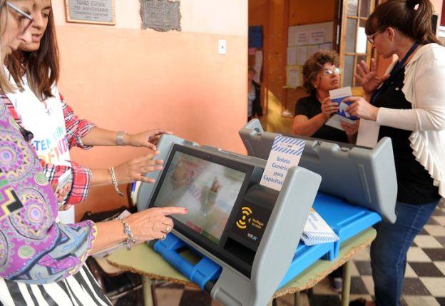 No al voto electrónico