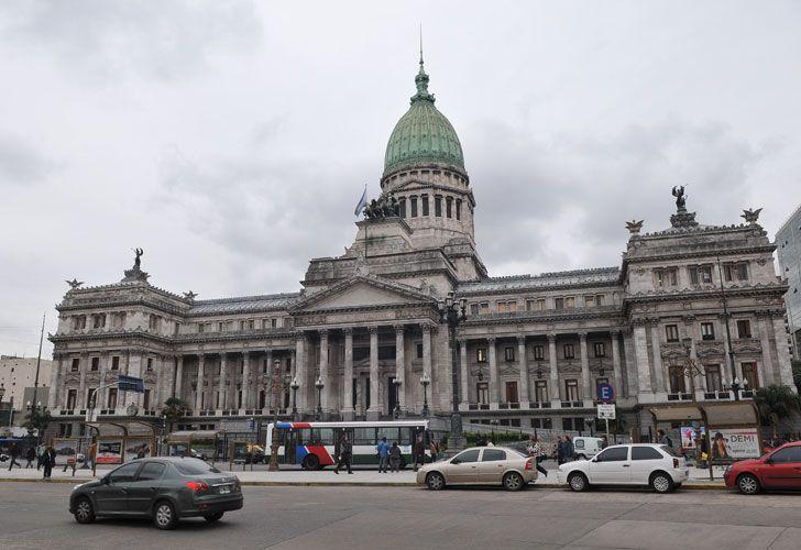 Congreso de la Nación, clave en el cogobierno propuesto por Duhalde.