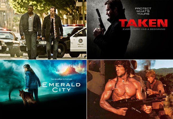 Series de películas