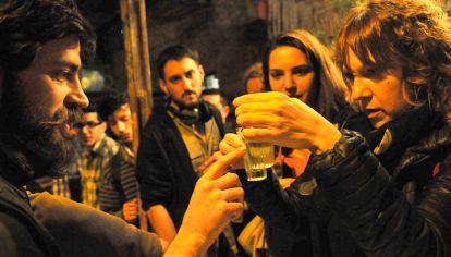 'Hada verde'. Así la llamaban en la París del siglo XIX. Los Tigres de la Ira es la más popular de las absentas locales, que se prueba pura, con agua azucarada, o en tragos con coñac o champán.