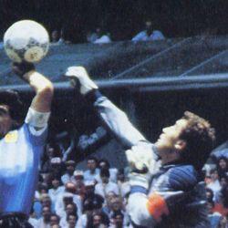 Mundial 86-Diego Maradona