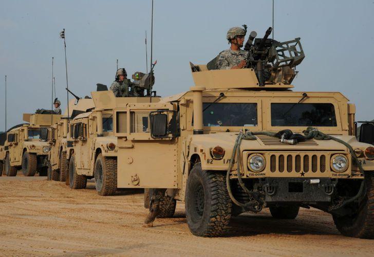 El gobierno estadounidense anunció que pasará al Humvee a retiro.