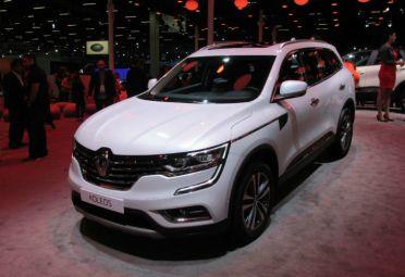 El Renault Koleos llegará a nuestro país en 2017.