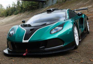 Los polacos también tienen su deportivo: Arrinera Hussarya GT3.
