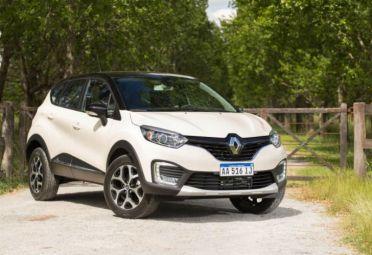 Ya podés encontrar el nuevo Renault Captur en todos los concesionarios de la marca en el país.