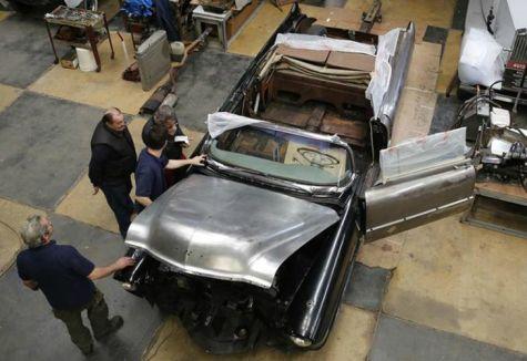 Resultado de imagen para el Cadillac de Perón