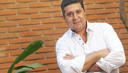 Angelici. Como dijo PERFIL ayer, el titular de Boca impulsa las apuestas online.