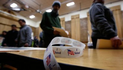Elecciones en Estados Unidos 2016.