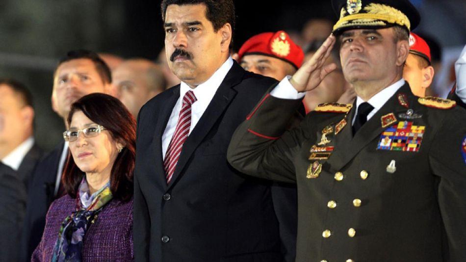 Nicolás Maduro descartó una salida democrática.