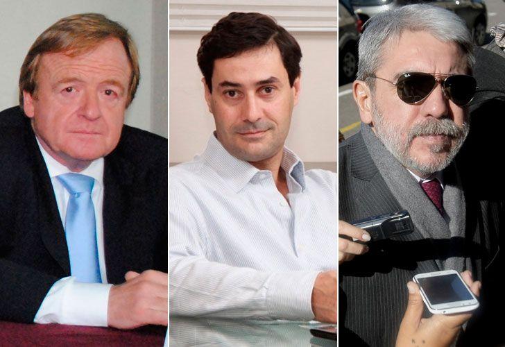 Gaincerain, Misiano Y Aníbal Fernández