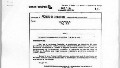 Amigo. La constructora del amigo presidencial Nicolás Caputo fue una de las favorecidas.