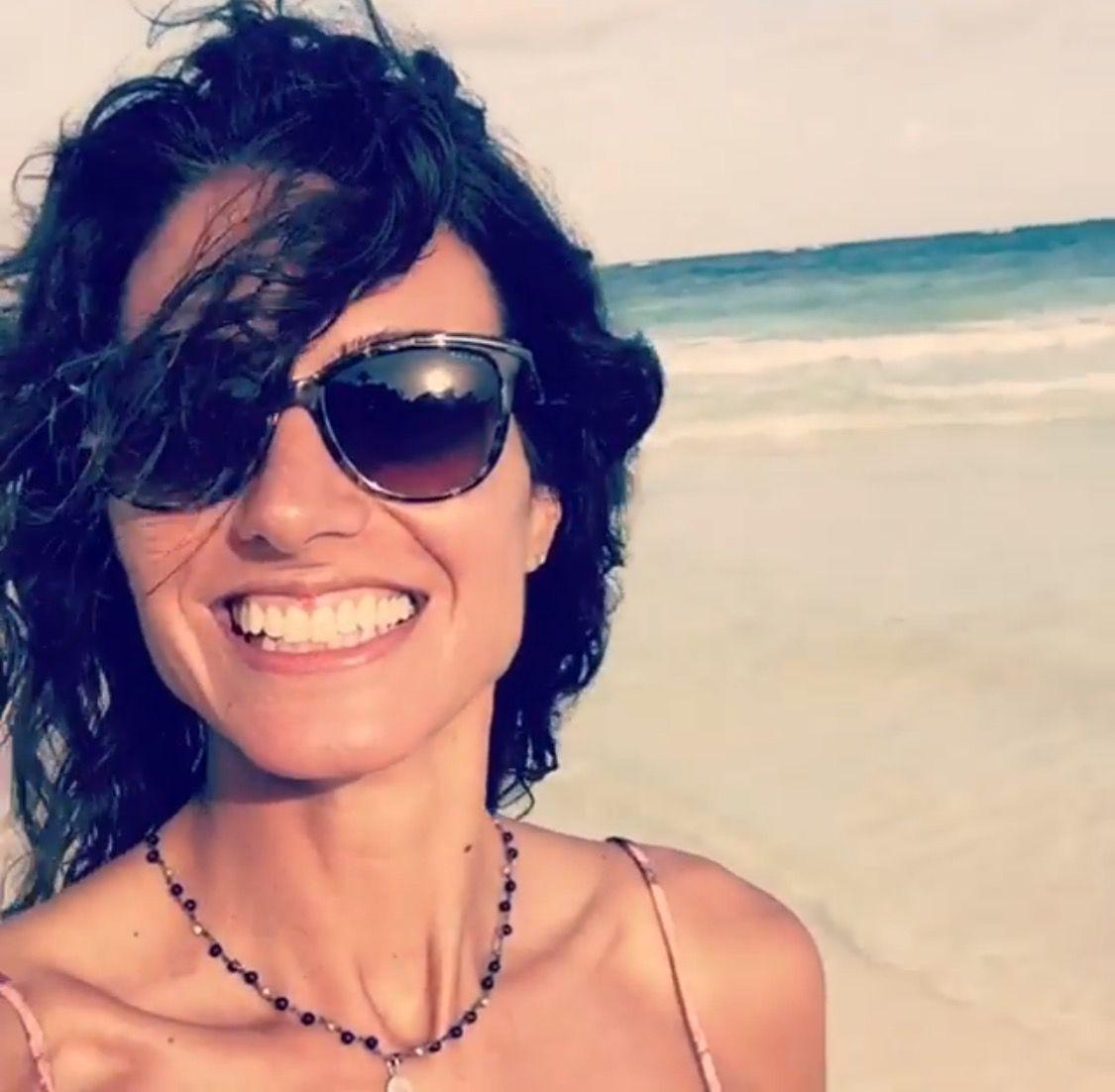 Karen Reichardt: desnudo total a los 46 años