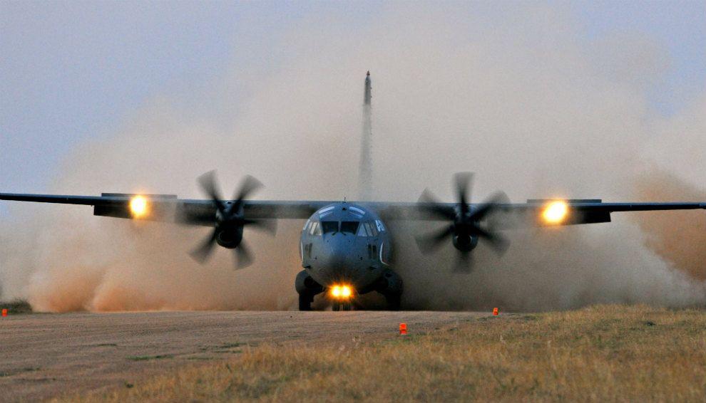 Avion C-27 J Spartan 21