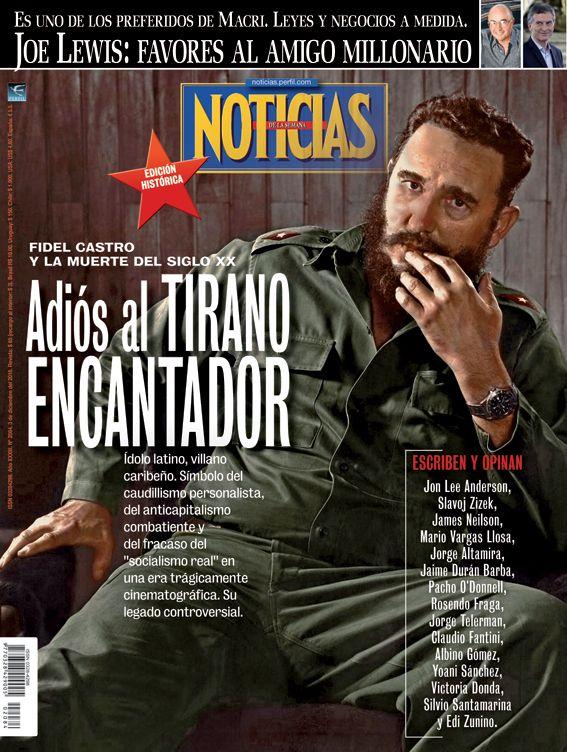 Tapa Noticias 2084