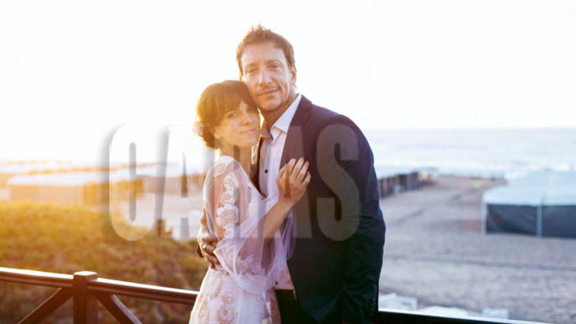 """e58409ff9 La romántica boda de Gime Accardi y Nico Vázquez en Mardel. """""""