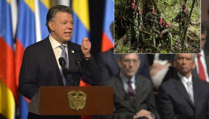 Santos, y un nuevo desafío: ELN
