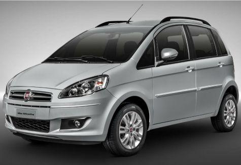 Estos son los autos que dejar n de venderse en 2017 for Fiat idea 2016 precio