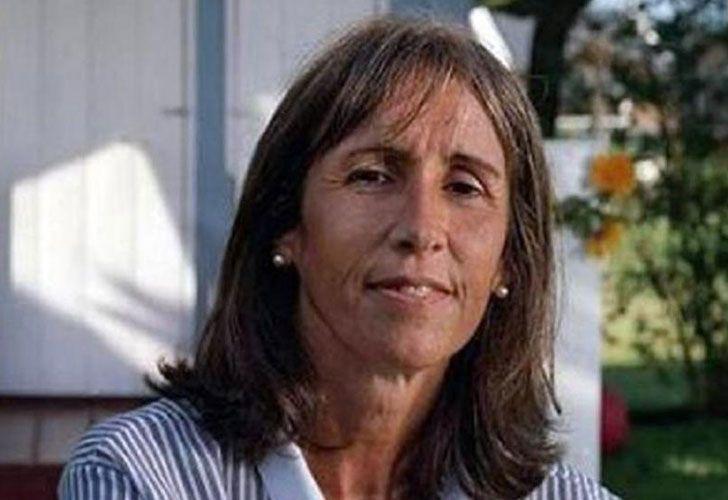Maria Marta García Belsunce: cuando murió el 27 de octubre de 2002 se dijo que se había golpeado la cabeza con la bañadera. Tenía seis impactos de bala en la cabeza.