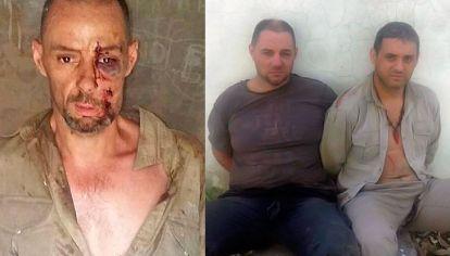 Hermanos Lanatta y Víctor Schillaci. Hace un año, eran recapturados.
