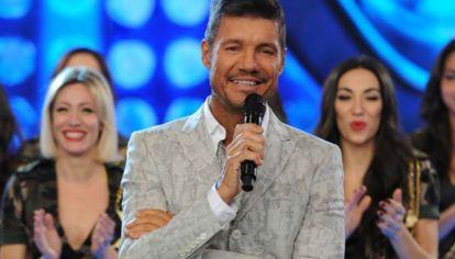 Marcelo Tinelli en el Bailando 2016