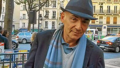 París. El músico y creador de Gotan Project Eduardo Makaroff, argentino