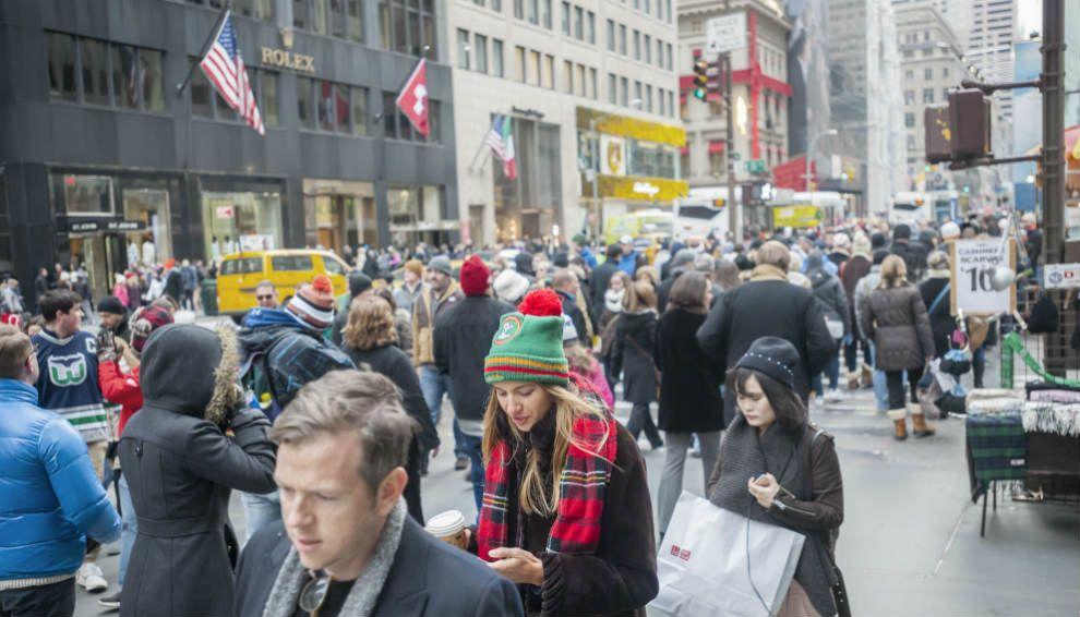 R cord de turistas en nueva york weekend - Oficina de turismo nueva york ...