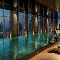 flare-spa-pool-four seasons-shanghai pudong