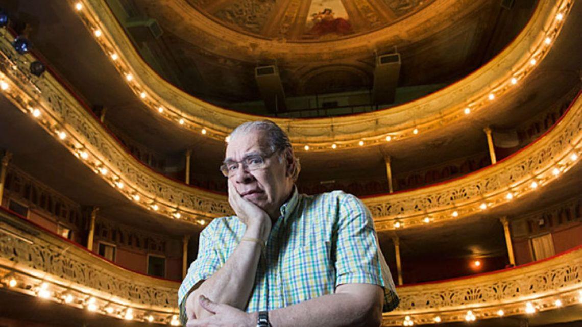 Marcelo Longobardi criticó a Enrique Pinti: