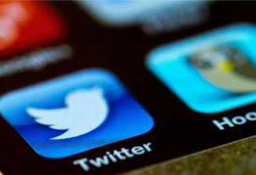 Las acciones de Twitter cayeron un 30% en el 2016.