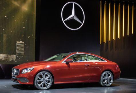Mercedes Supera A Bmw En La Carrera De Ventas De Autos Premium