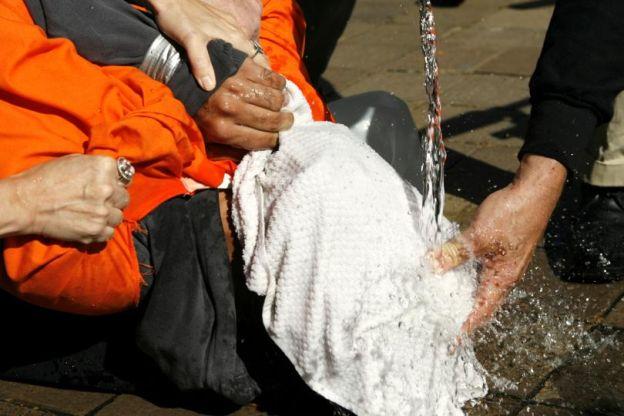 La tortura que la CIA usó para interrogar a los laderos de Bin Laden.