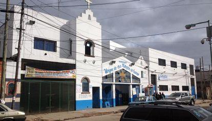 Parroquia Virgen de los Milagros de Caacupé.