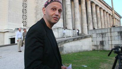 Ministro de Medio Ambiente, rabino Sergio Bergman