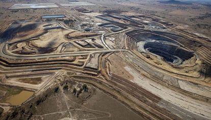 ACTIVIDAD. El campo y la minería, con 90% de empleados varones.