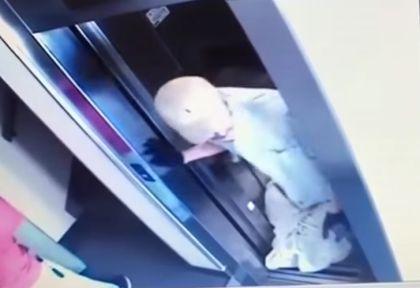 En las imágenes, una de las hijas del empresario asesinado identificó a su propio esposo como el presunto asesino.