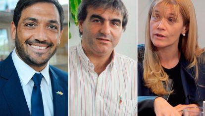 Mussi, Durañona y Magario