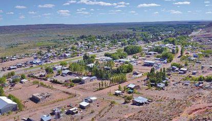 pueblo petrolero. Añelo, cerca de Vaca Muerta necesita hoteles y caminos.