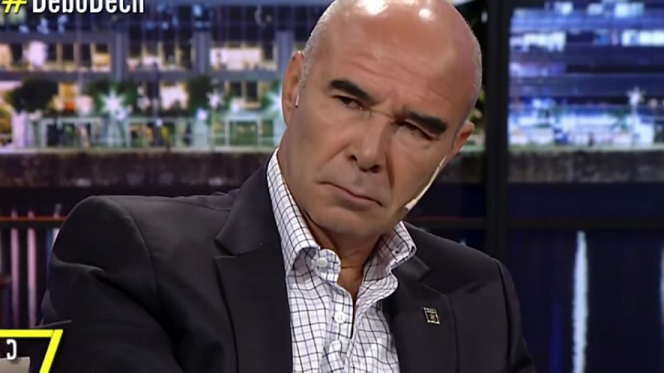 Gómez Centurión, titular de la Aduana.