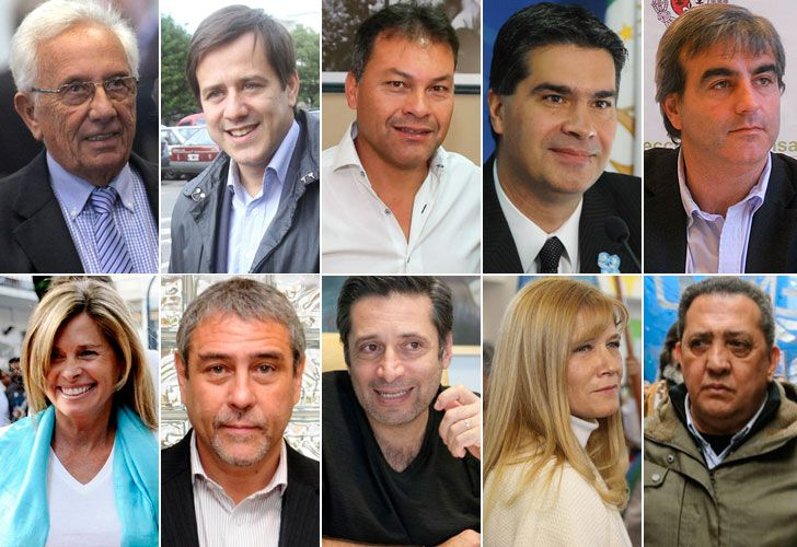 Simpatizantes de CFK