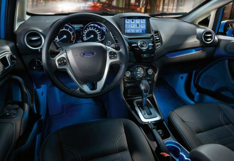 Ford Fiesta Titanium M 225 S Conectado Que Nunca Revista