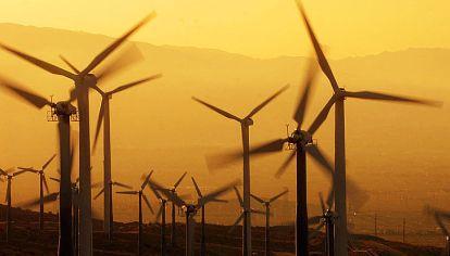 motor. Energia eólica, una clave de la inversión.